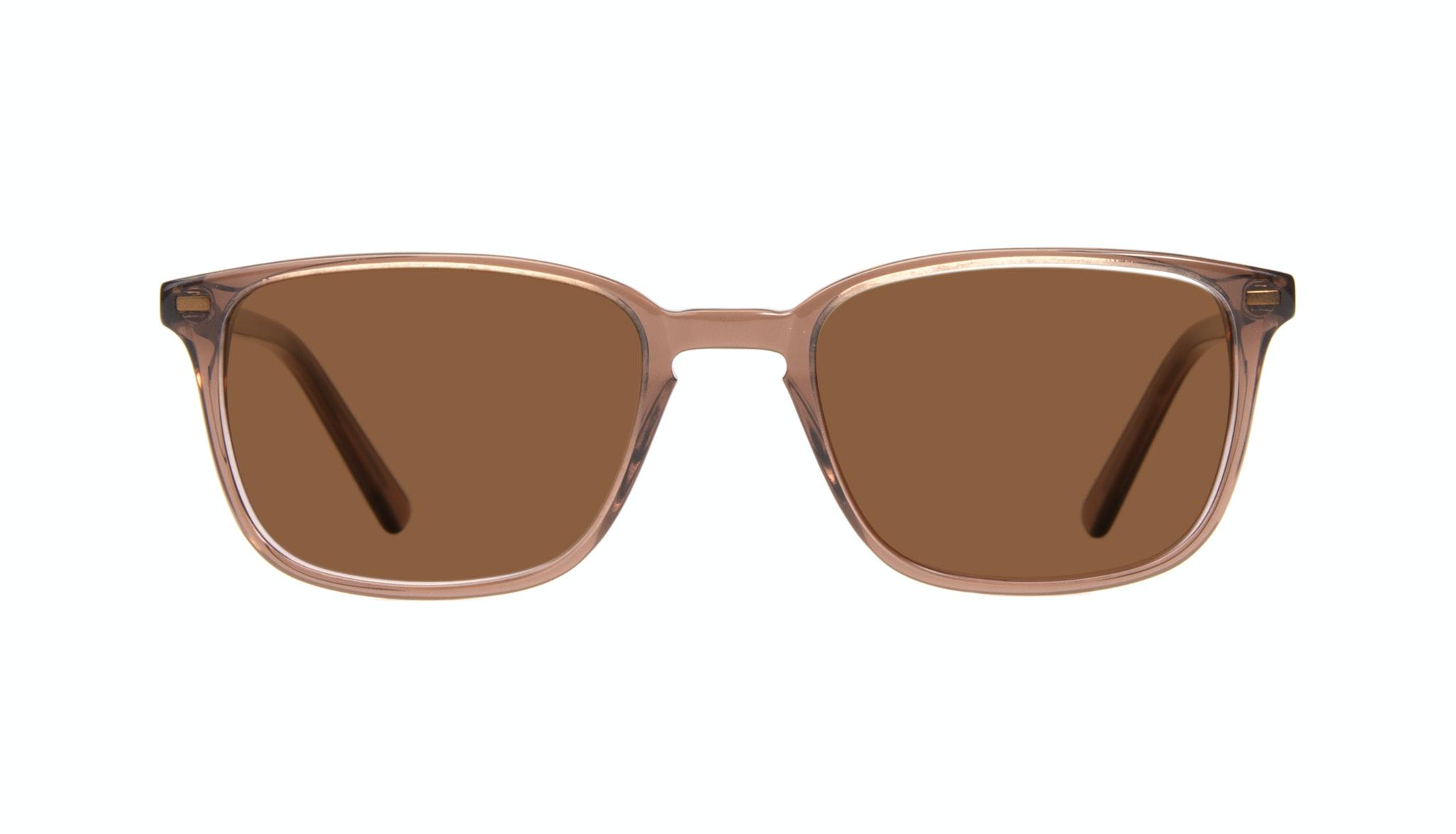 Affordable Fashion Glasses Rectangle Sunglasses Men Sharp Terra Front