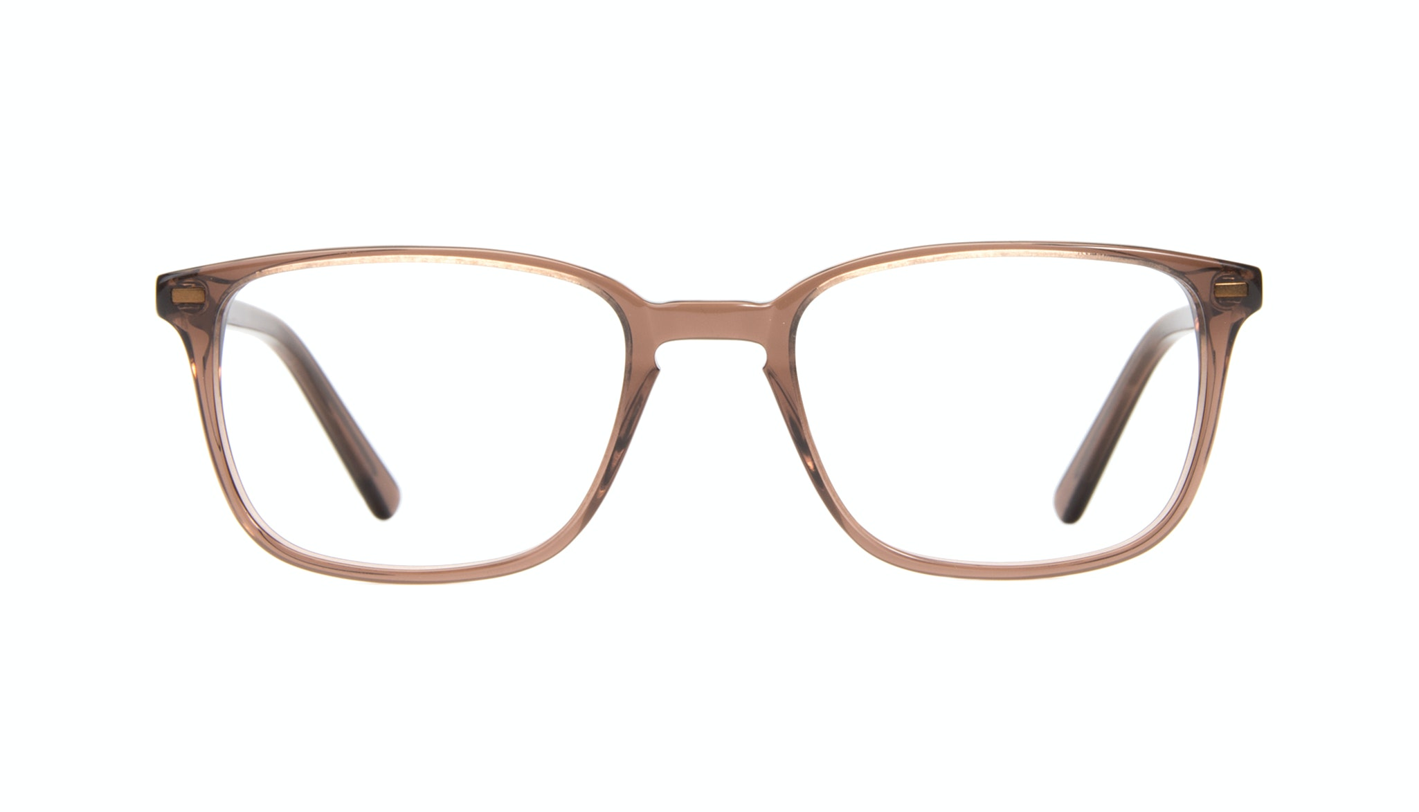 Affordable Fashion Glasses Rectangle Eyeglasses Men Sharp Terra Front