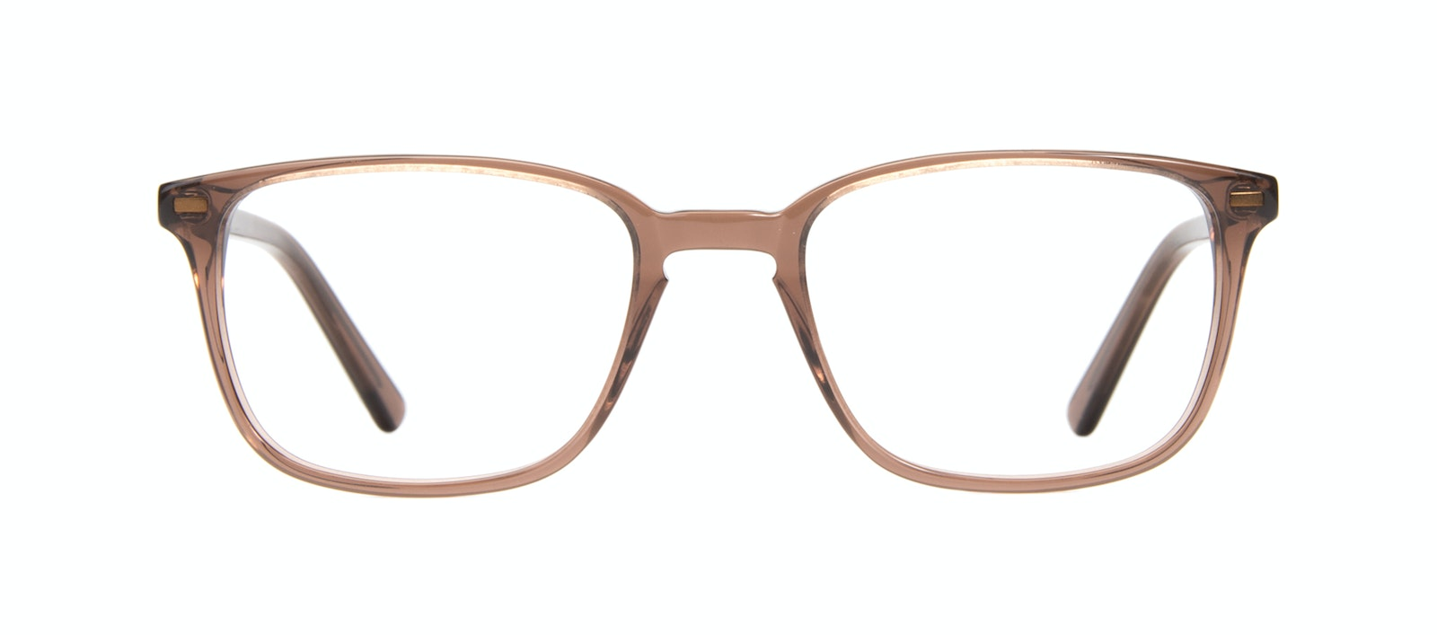 Affordable Fashion Glasses Rectangle Eyeglasses Men Sharp Terra Front
