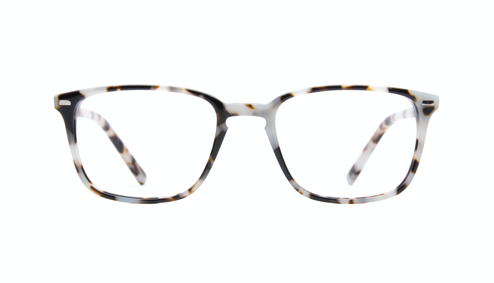 Affordable Fashion Glasses Rectangle Eyeglasses Men Sharp Stone