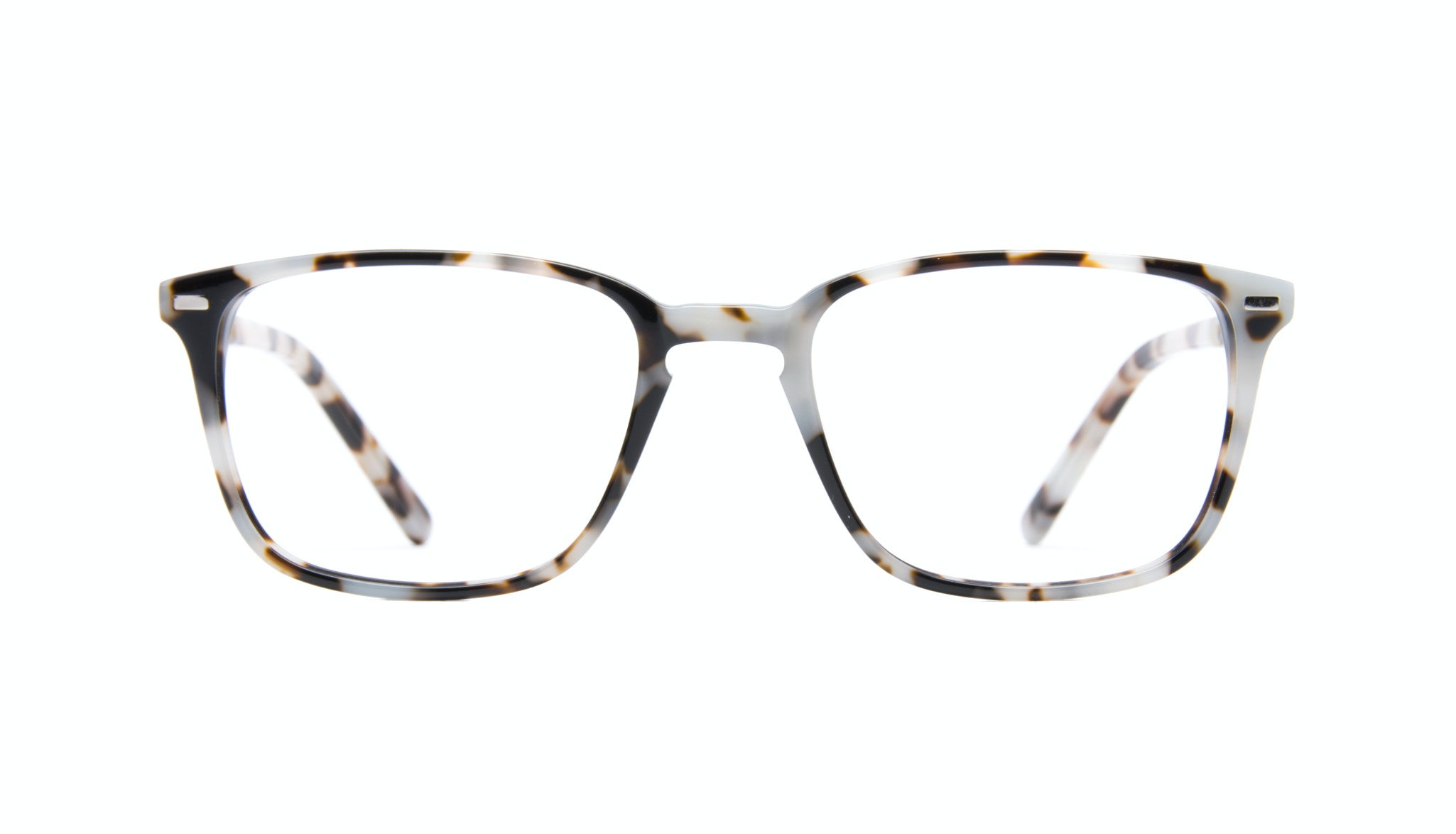 Affordable Fashion Glasses Rectangle Eyeglasses Men Sharp Stone