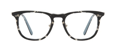Affordable Fashion Glasses Square Eyeglasses Men Shore Stone Front