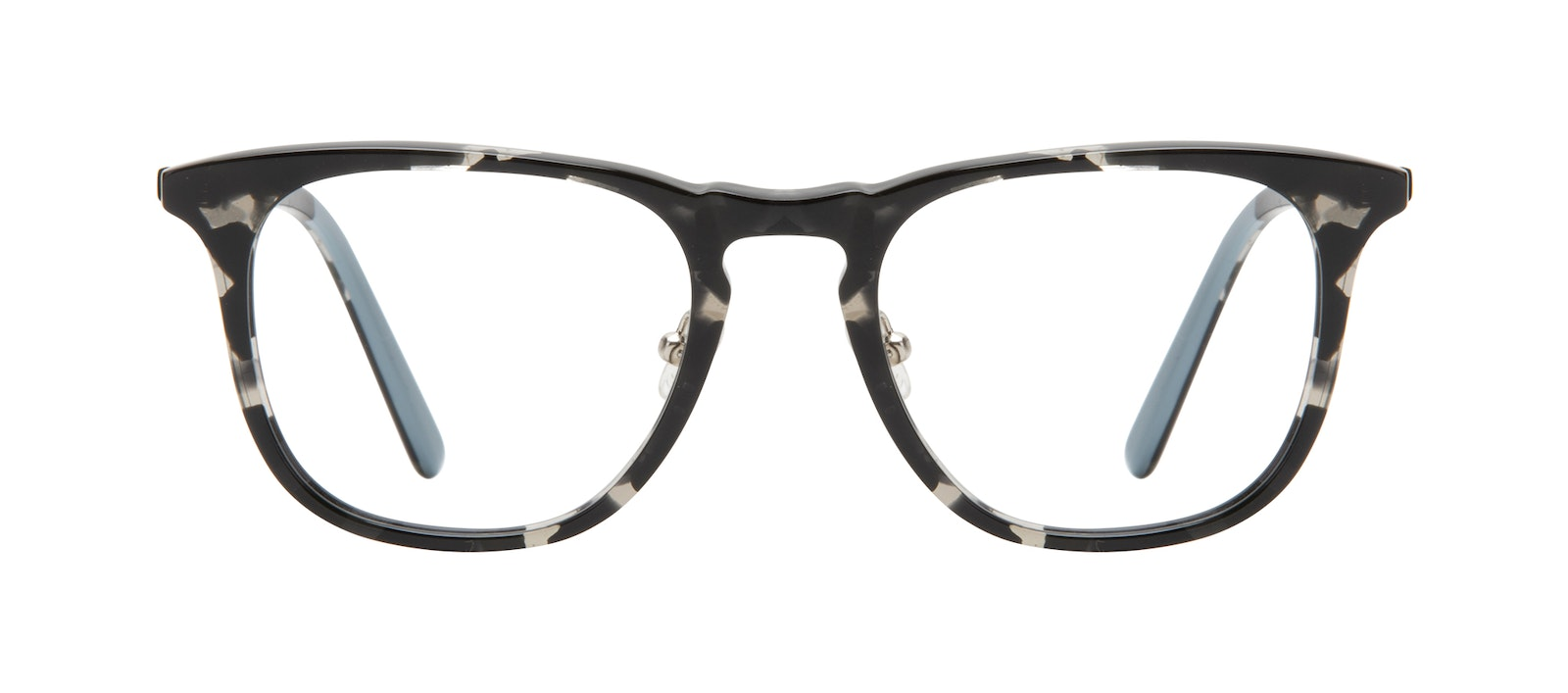 Affordable Fashion Glasses Square Eyeglasses Men Shore Stone Front