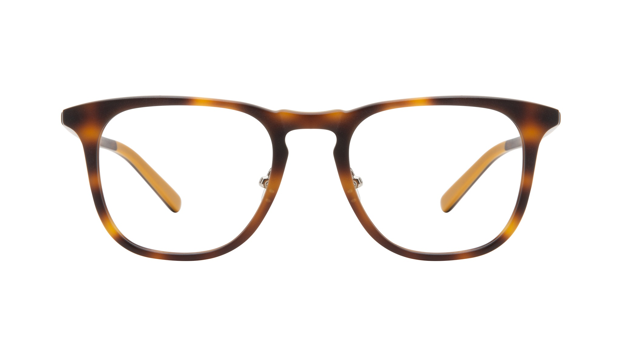 Affordable Fashion Glasses Square Eyeglasses Men Shore Tortoise Matte