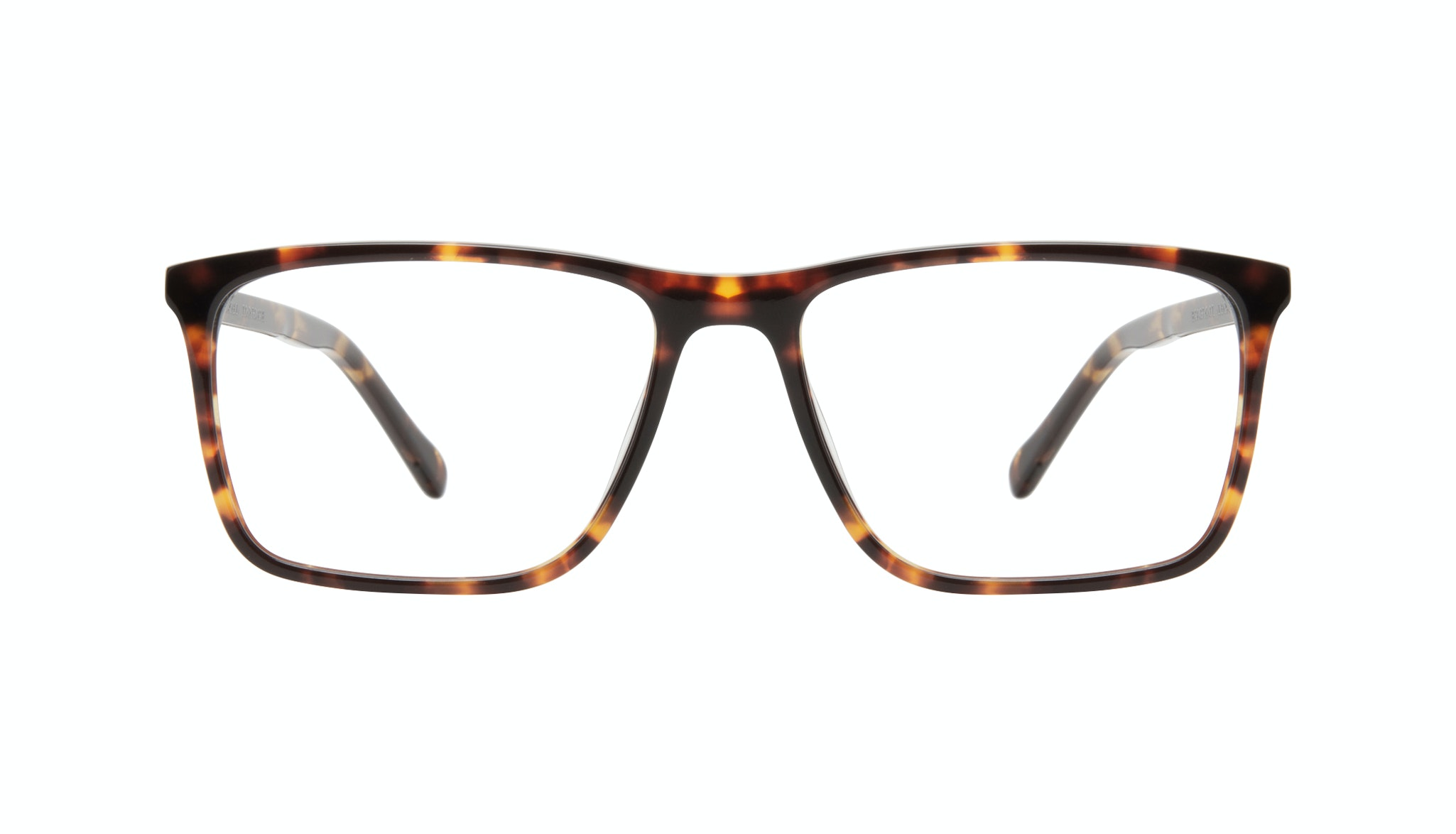 Affordable Fashion Glasses Rectangle Eyeglasses Men Skill Tortoise