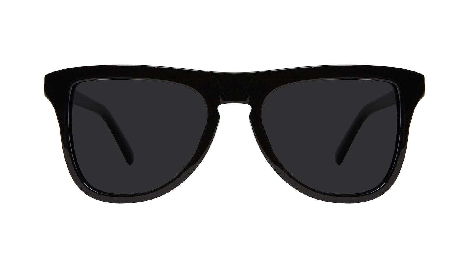 Affordable Fashion Glasses Square Sunglasses Men Social Black
