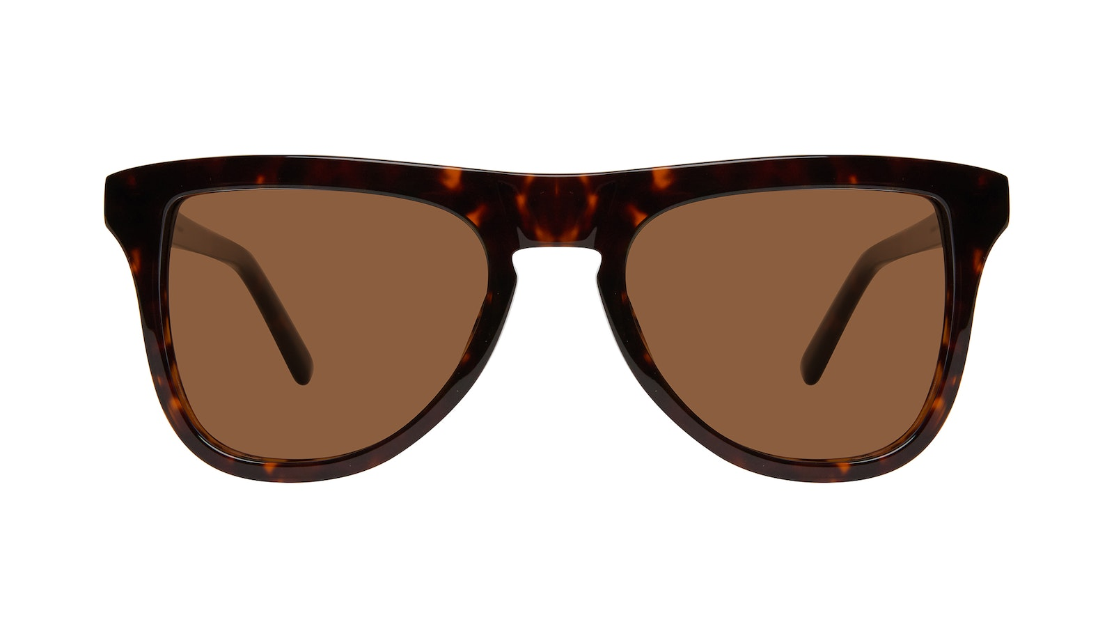 Affordable Fashion Glasses Square Sunglasses Men Social Brindle