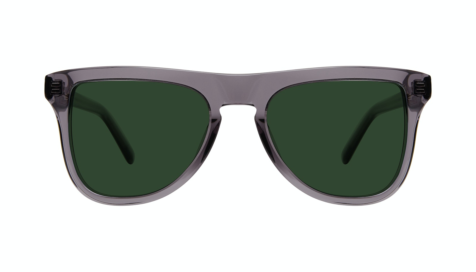 Affordable Fashion Glasses Square Sunglasses Men Social Grey