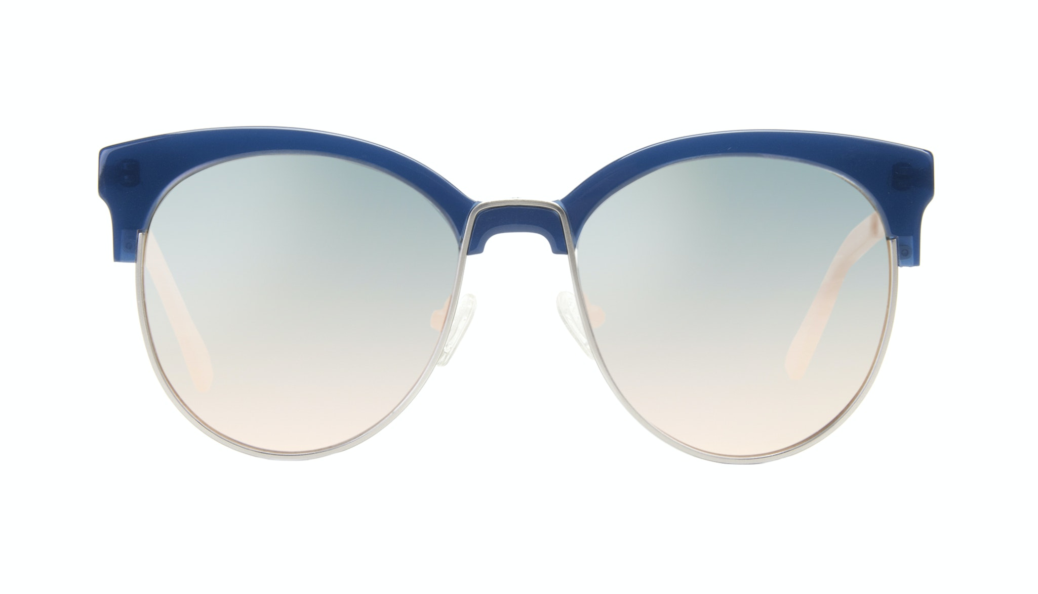 Affordable Fashion Glasses Cat Eye Sunglasses Women Soho Navy