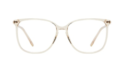 Affordable Fashion Glasses Square Eyeglasses Women Sonia Blush Front