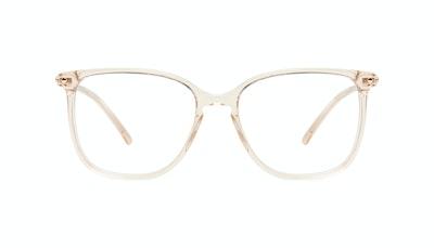 Affordable Fashion Glasses Square Eyeglasses Women Sonia Petite Blush Front