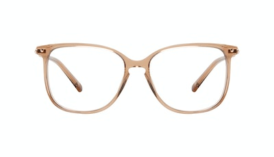 Affordable Fashion Glasses Square Eyeglasses Women Sonia XS Terra Front