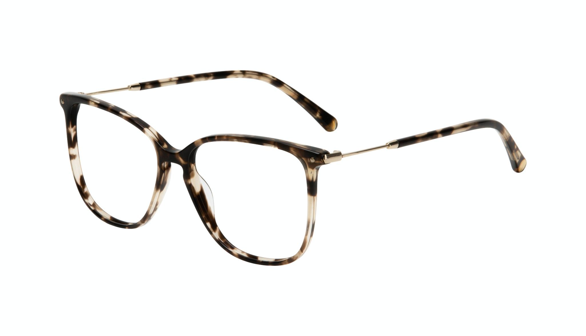 Affordable Fashion Glasses Square Eyeglasses Women Sonia Snake Skin Tilt