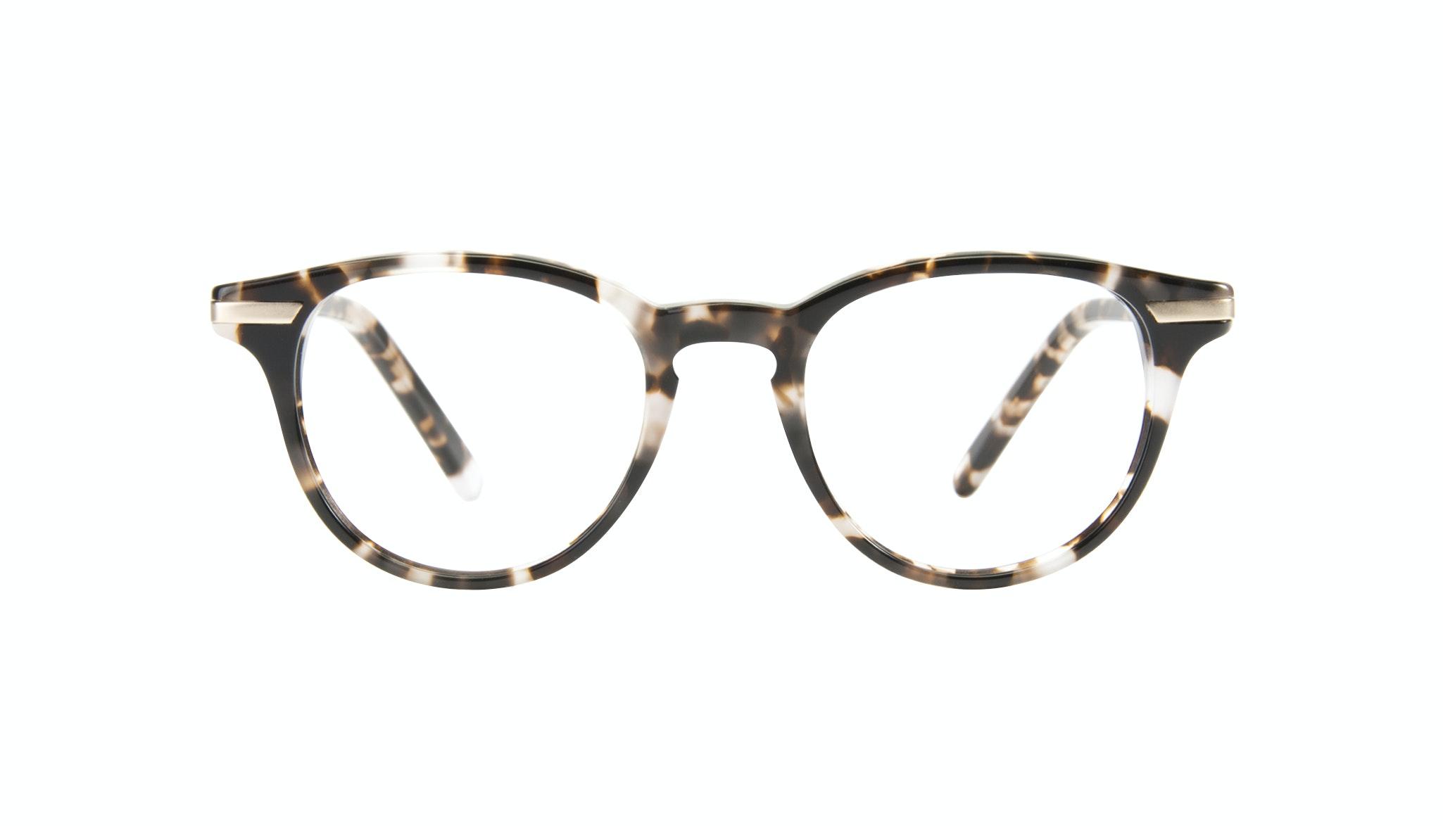 Affordable Fashion Glasses Round Eyeglasses Women Spark Mocha Tort