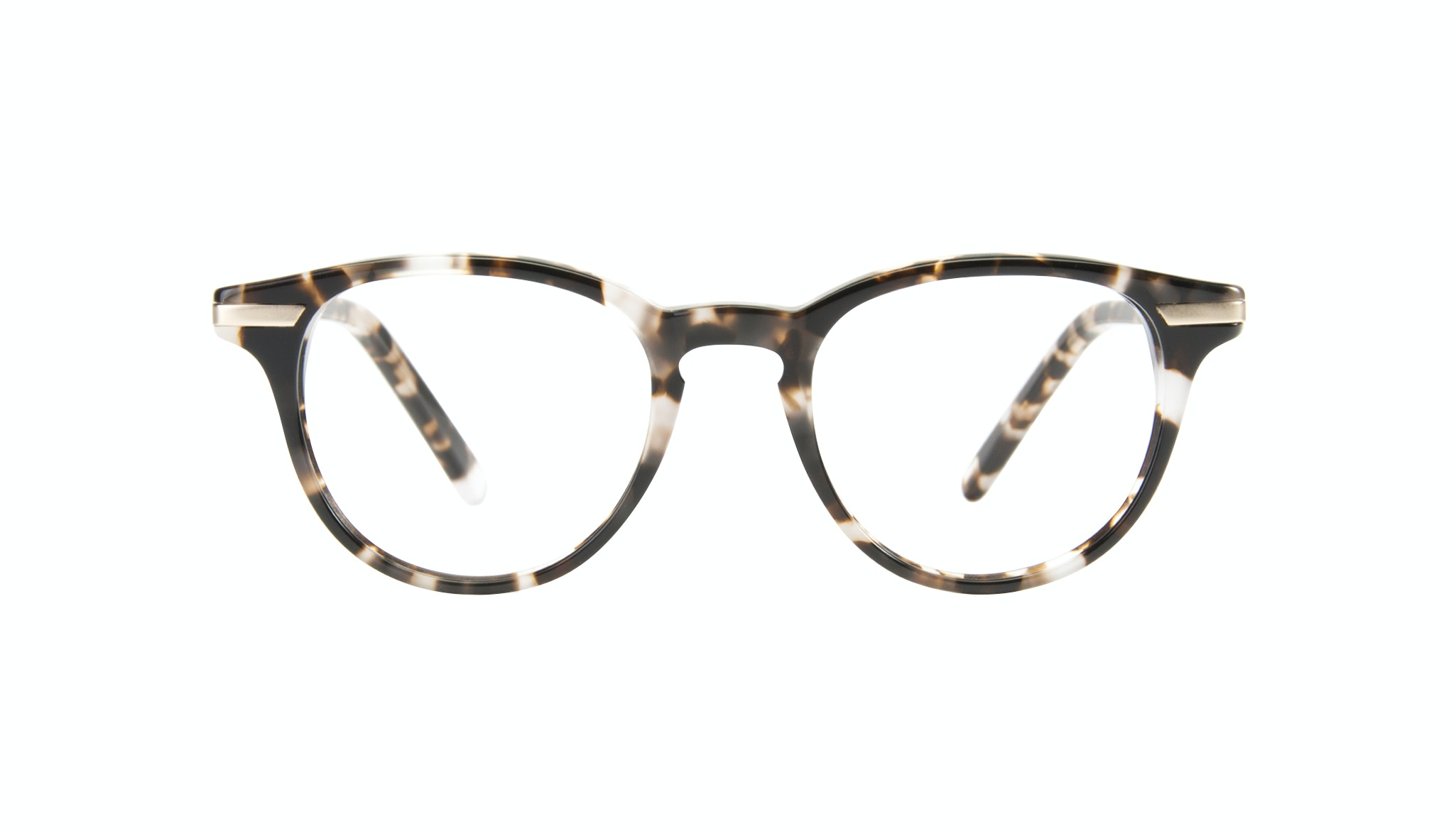 Affordable Fashion Glasses Round Eyeglasses Women Spark Mocha Tort
