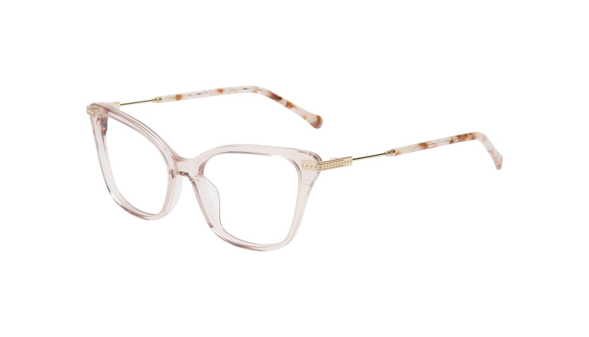 Affordable Fashion Glasses Cat Eye Eyeglasses Women Stargaze Pink Quartz Tilt