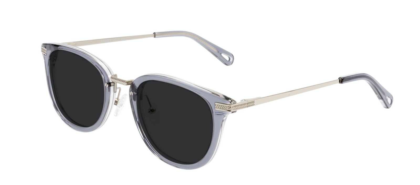 Affordable Fashion Glasses Rectangle Square Sunglasses Men Street Soul Ash Tilt