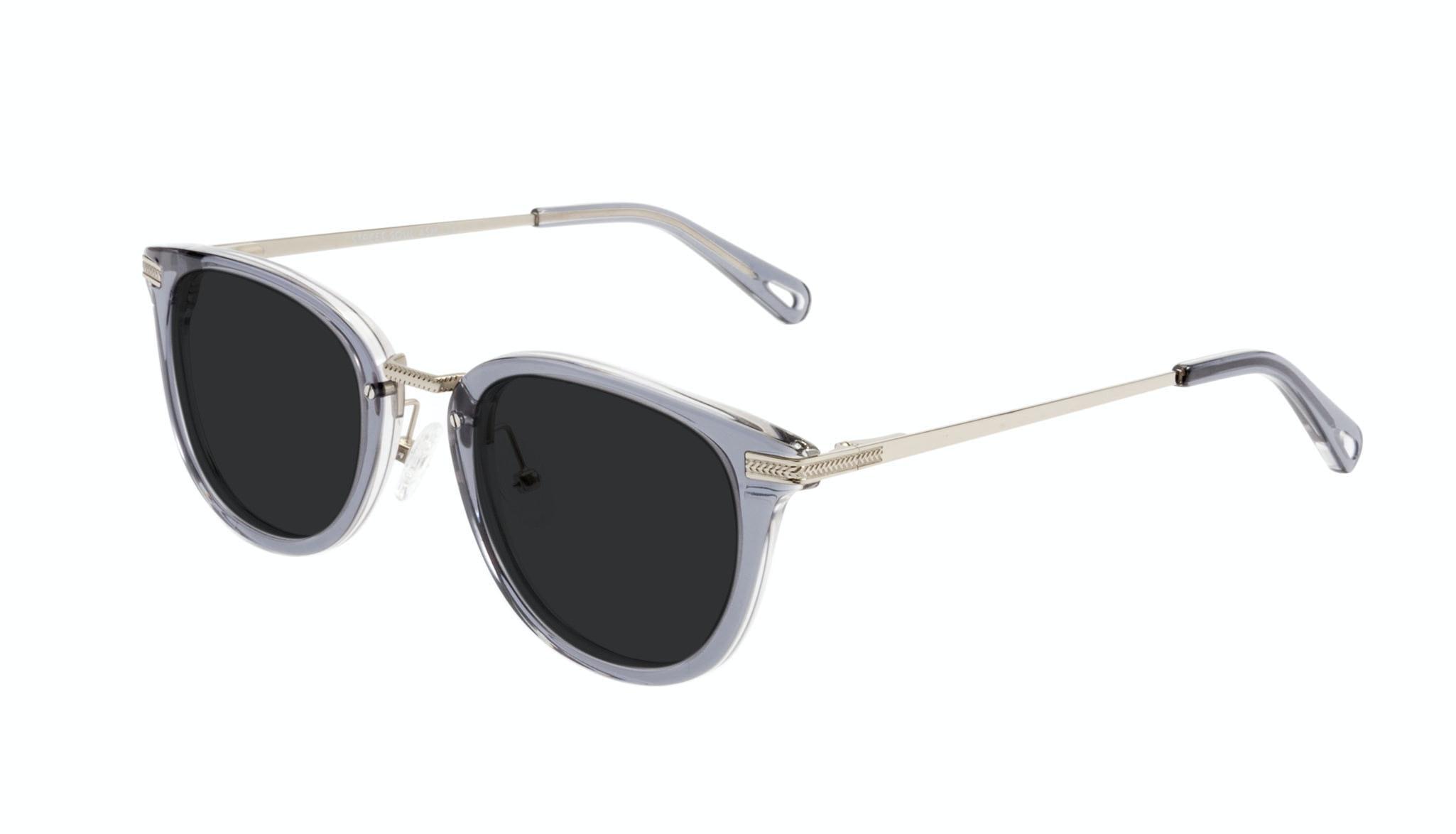 Affordable Fashion Glasses Rectangle Square Sunglasses Men Street Soul Ash Tilt