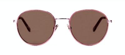 Affordable Fashion Glasses Round Sunglasses Women Subrosa Romance Front