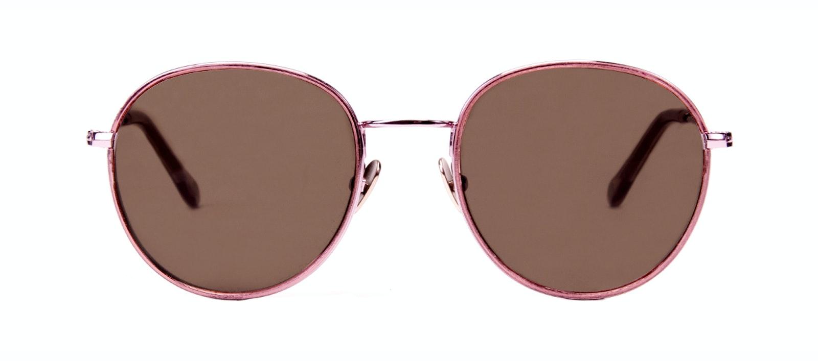 Affordable Fashion Glasses Aviator Round Sunglasses Women Subrosa Romance Front
