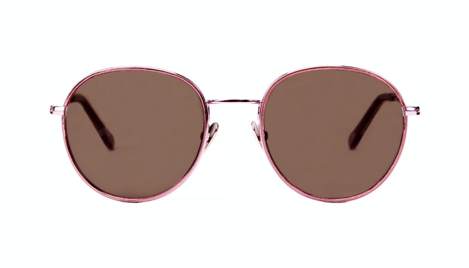 Affordable Fashion Glasses Aviator Round Sunglasses Women Subrosa Romance