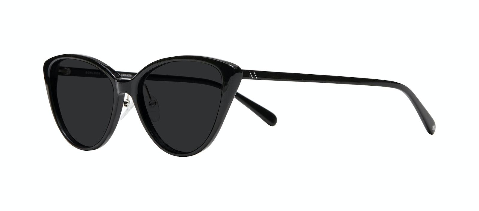 Affordable Fashion Glasses Cat Eye Sunglasses Women Sunset Onyx Tilt