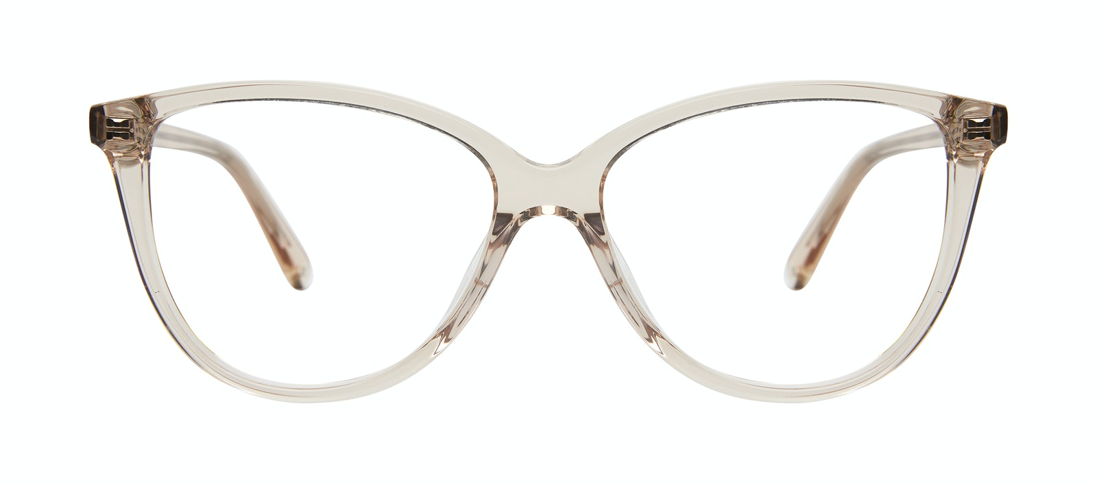 Affordable Fashion Glasses Cat Eye Eyeglasses Women Tailor Blond Front