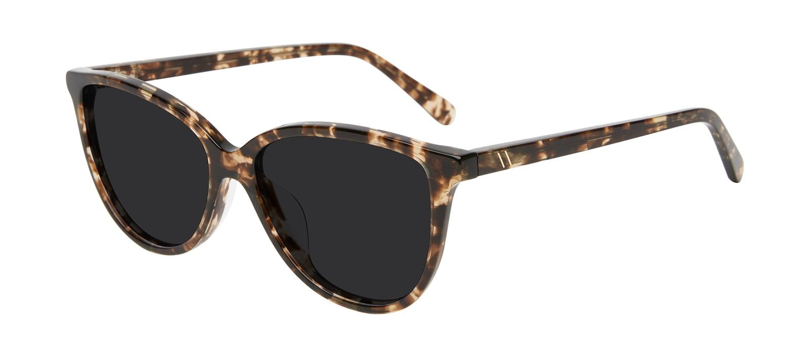 Affordable Fashion Glasses Cat Eye Sunglasses Women Tailor Leopard Tilt