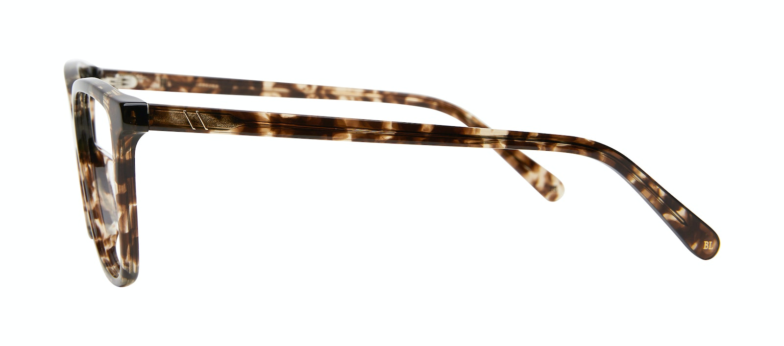 Affordable Fashion Glasses Cat Eye Eyeglasses Women Tailor XL Leopard Side