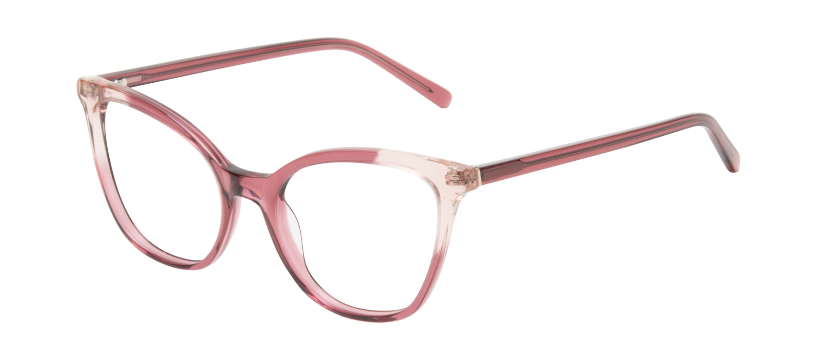 Affordable Fashion Glasses Cat Eye Eyeglasses Women Tippi Orchid Pink Tilt