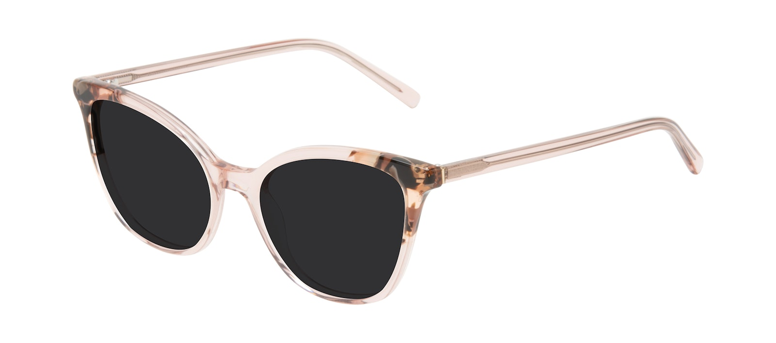 Affordable Fashion Glasses Cat Eye Sunglasses Women Tippi Pink Quartz Tilt