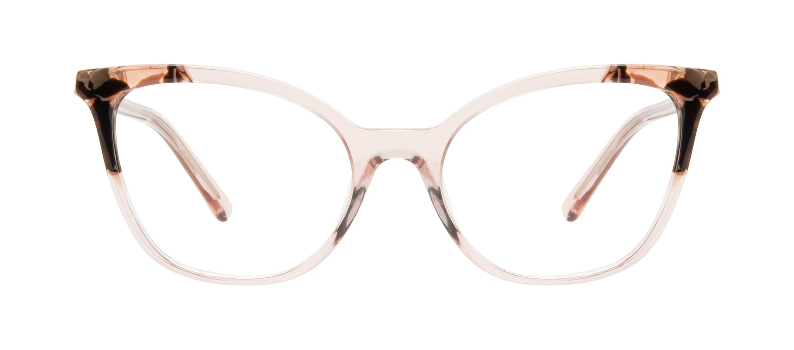 Affordable Fashion Glasses Cat Eye Eyeglasses Women Tippi Pink Quartz Front