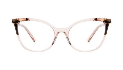 Affordable Fashion Glasses Cat Eye Eyeglasses Women Tippi Pink Quartz Front