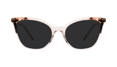 Affordable Fashion Glasses Cat Eye Sunglasses Women Tippi Pink Quartz Front