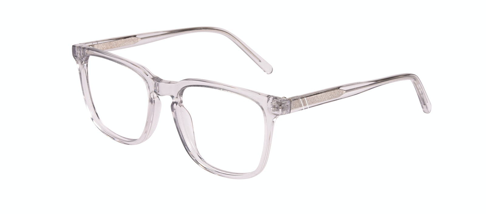 Affordable Fashion Glasses Rectangle Eyeglasses Men Trace Grey Tilt
