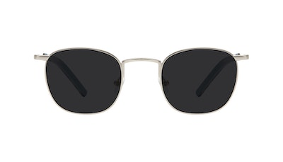 Affordable Fashion Glasses Round Sunglasses Men Trail Steel Front