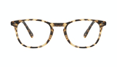 Affordable Fashion Glasses Round Eyeglasses Men Trooper Tortoise Matte Front