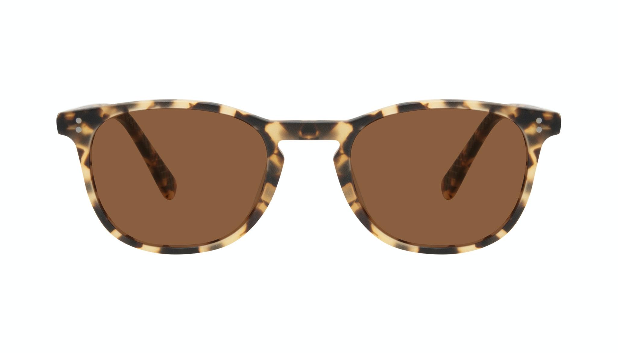 Affordable Fashion Glasses Round Sunglasses Men Trooper Tortoise Matte