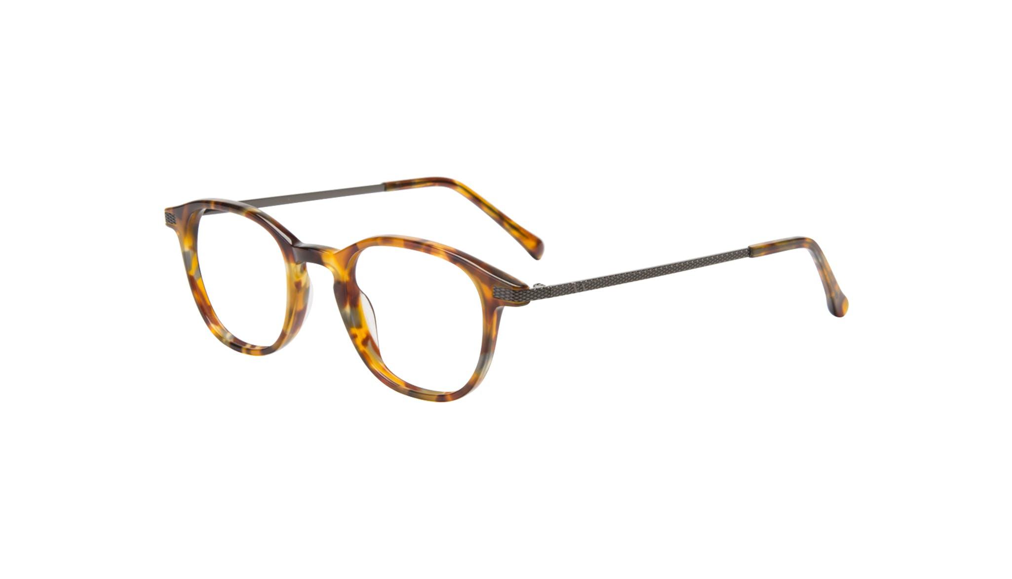 Affordable Fashion Glasses Round Eyeglasses Men Tux Havana Tort Tilt