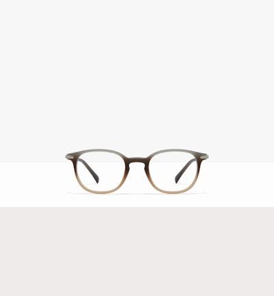 Affordable Fashion Glasses Round Eyeglasses Men Tux M Matte Fog Front