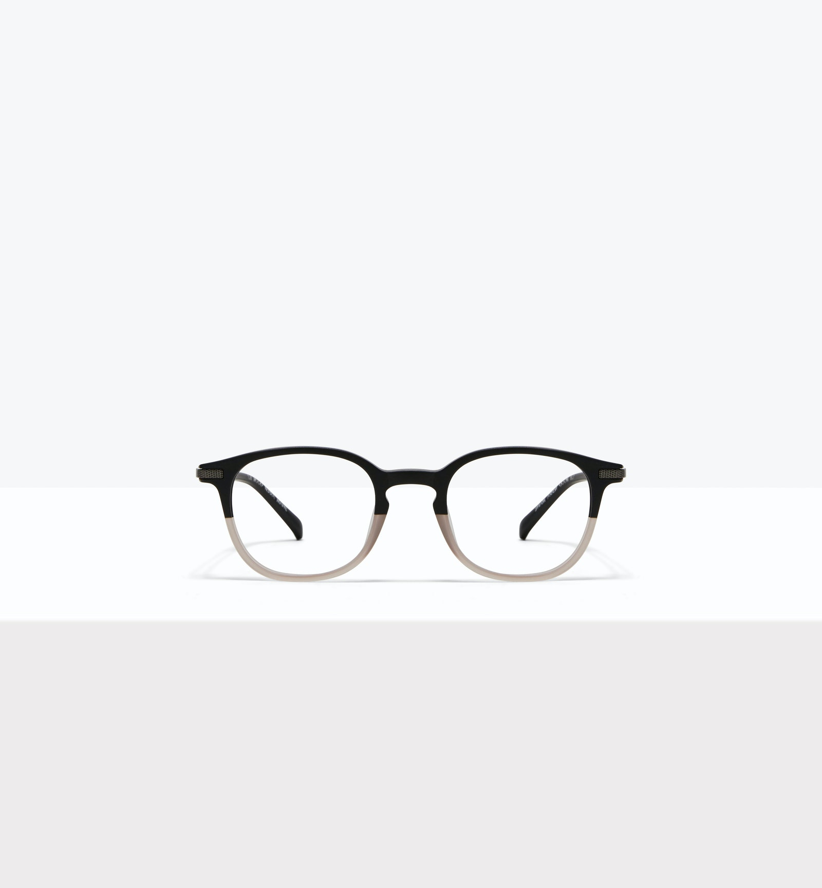 Affordable Fashion Glasses Round Eyeglasses Men Tux Wood Terra Matte