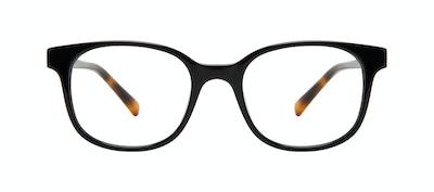 Affordable Fashion Glasses Square Eyeglasses Women Unique Onyx Front