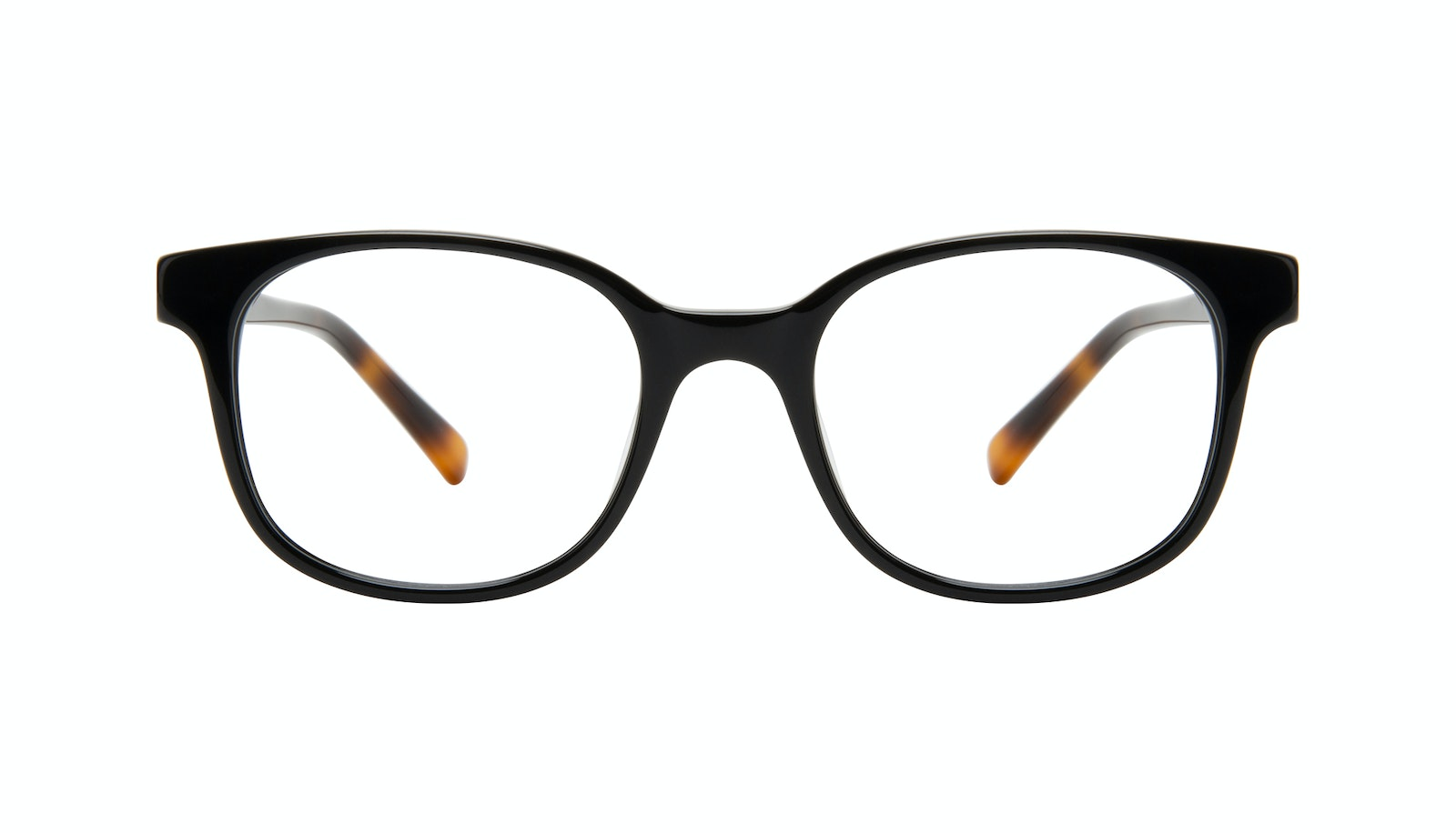 Affordable Fashion Glasses Square Eyeglasses Women Unique Onyx
