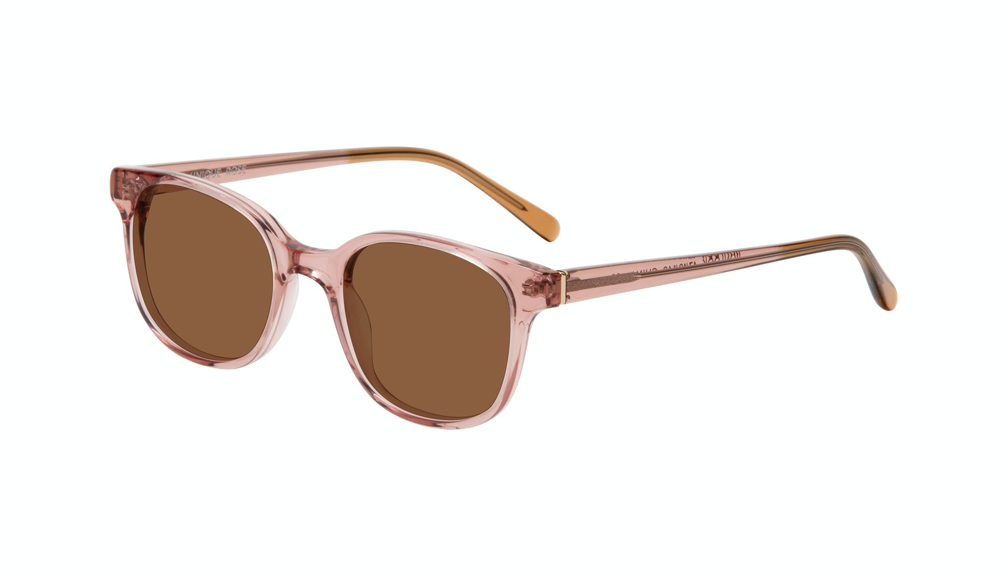 Affordable Fashion Glasses Square Sunglasses Women Unique Rose Tilt