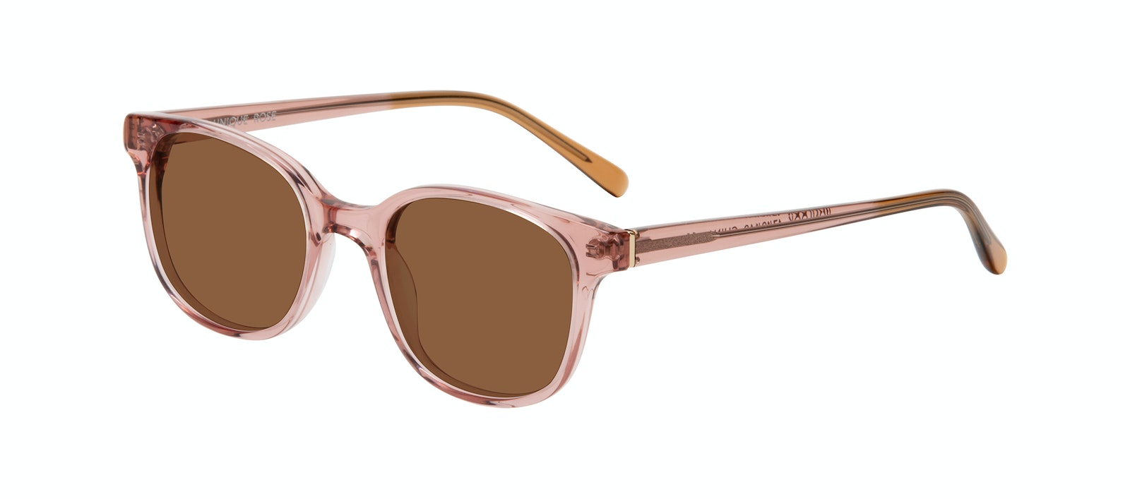 Affordable Fashion Glasses Square Sunglasses Women Unique Rose Tilt