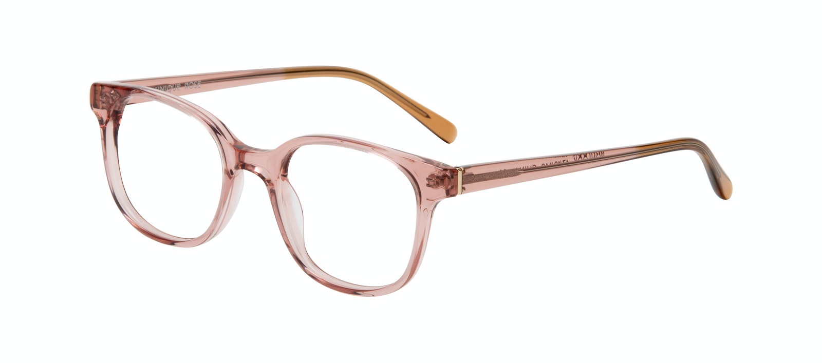 Affordable Fashion Glasses Square Eyeglasses Women Unique Rose Tilt