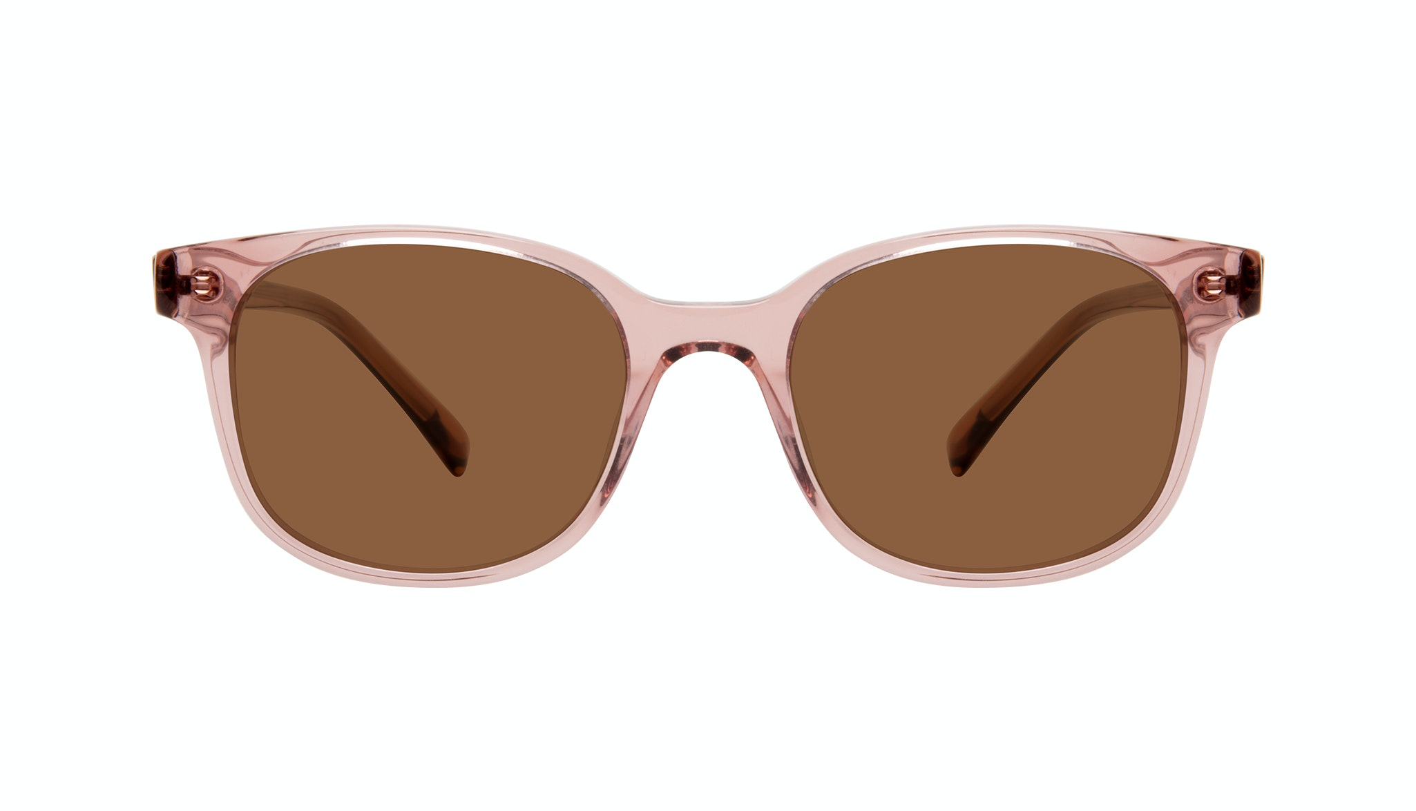 Affordable Fashion Glasses Square Sunglasses Women Unique Rose Front