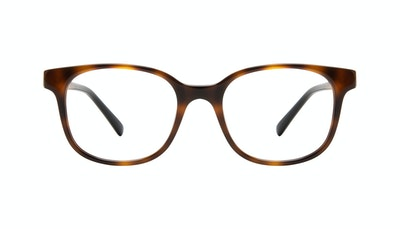 Affordable Fashion Glasses Square Eyeglasses Women Unique Tortoise Front