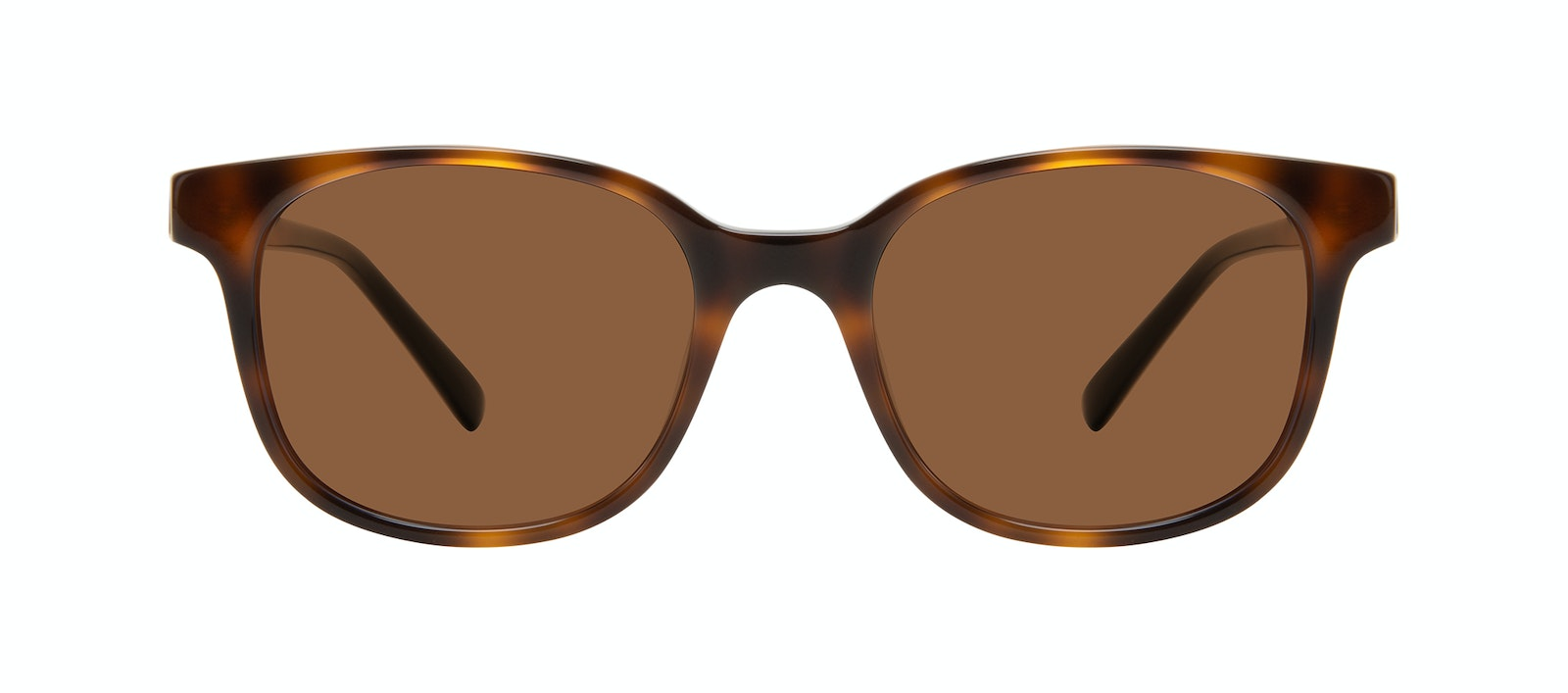 Affordable Fashion Glasses Square Sunglasses Women Unique Tortoise Front