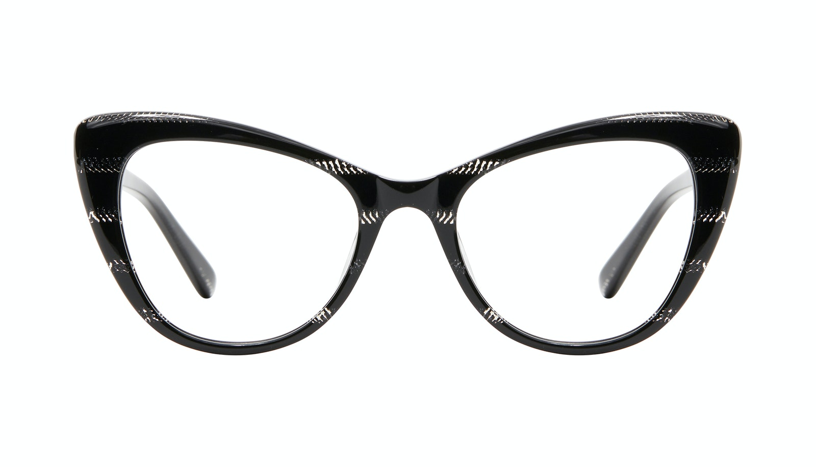 Affordable Fashion Glasses Cat Eye Eyeglasses Women Verve Night